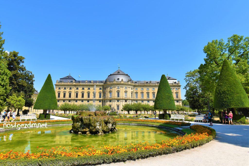 würzburger residenz, würzburg gezilecek yerler, würzburg residence, würzburg gezi rehberi
