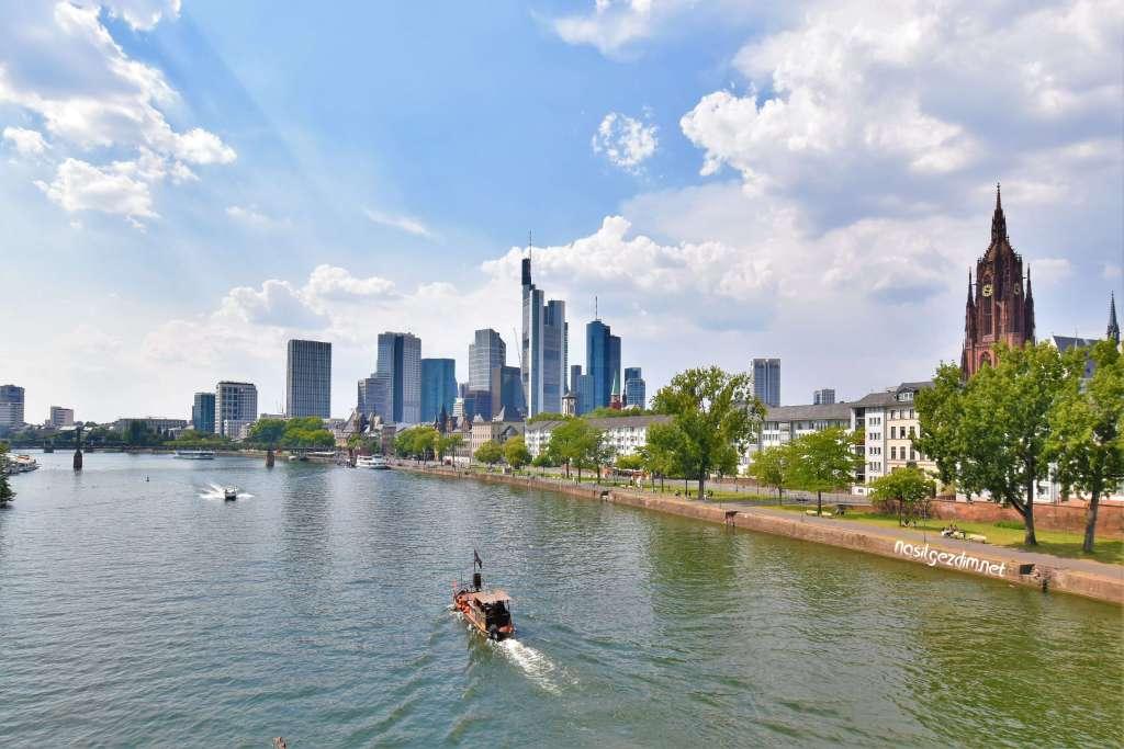 frankfurt gezi rehberi, frankfurt gezilecek yerler, frankfurt gezilecek yerleri, frankfurt almanya