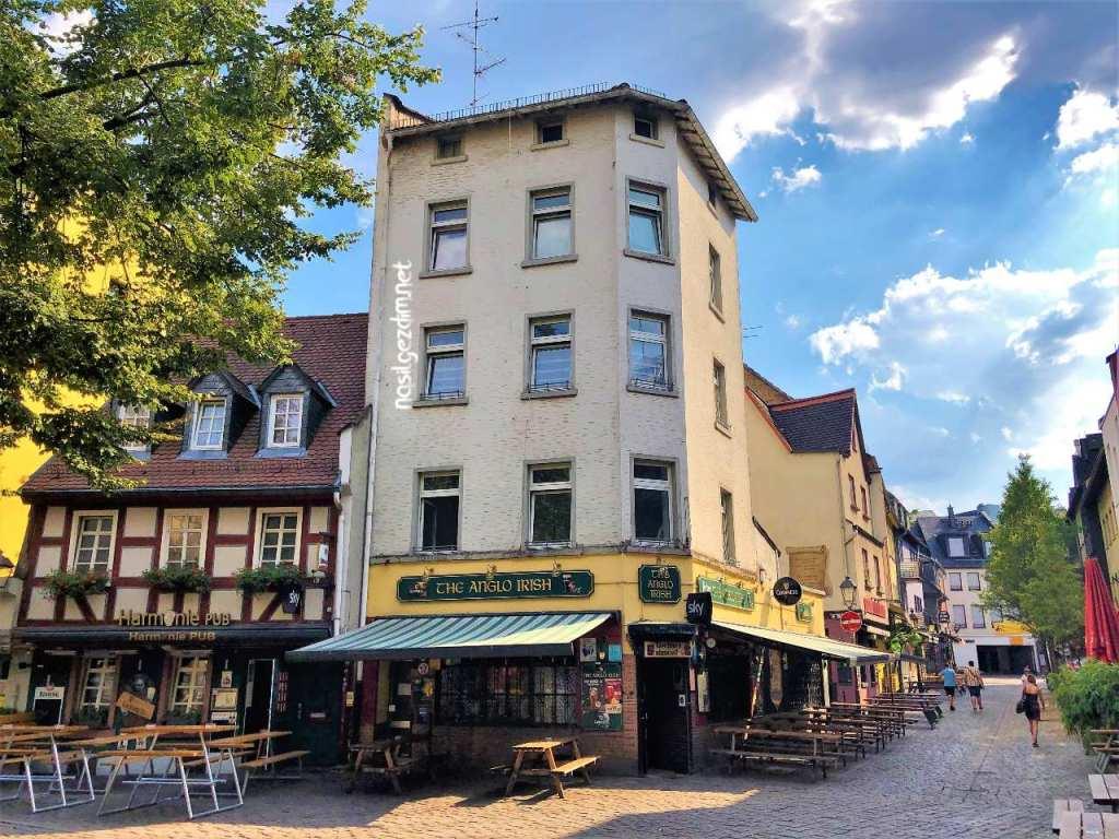frankfurt gezi rehberi, frankfurt gezilecek yerleri
