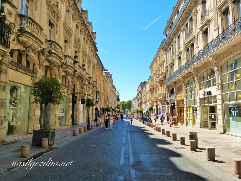 avignon'da gezilecek yerler, avignon sokakları