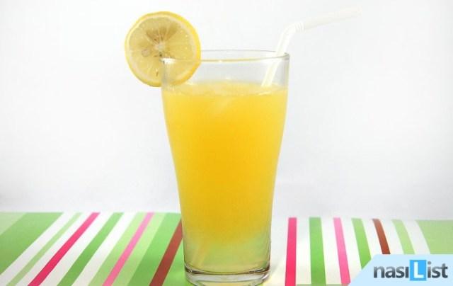 mangolu limonata tarifi