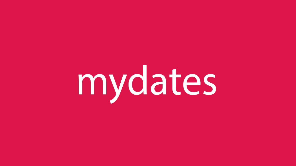 site de rencontre mydates