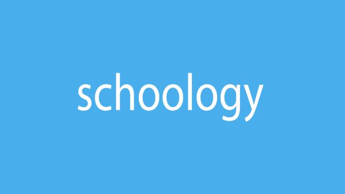 delete schoology account