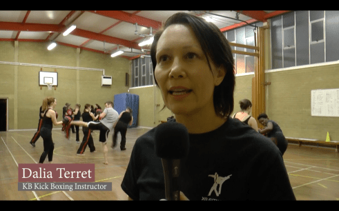 Video Interview with Dalia Terret