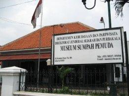"""...Museum Sumpah Pemuda, Jalan Kramat Raya No : 106 Jakarta Pusat.."" Photo By : Red NRMnews.com"