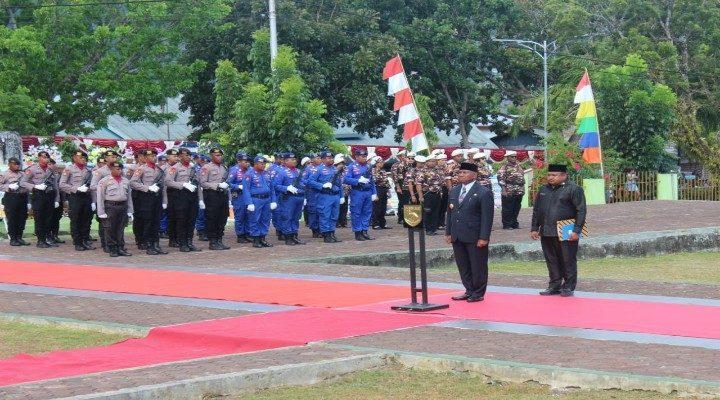 Pemakaman Abraham O Atururi Papua