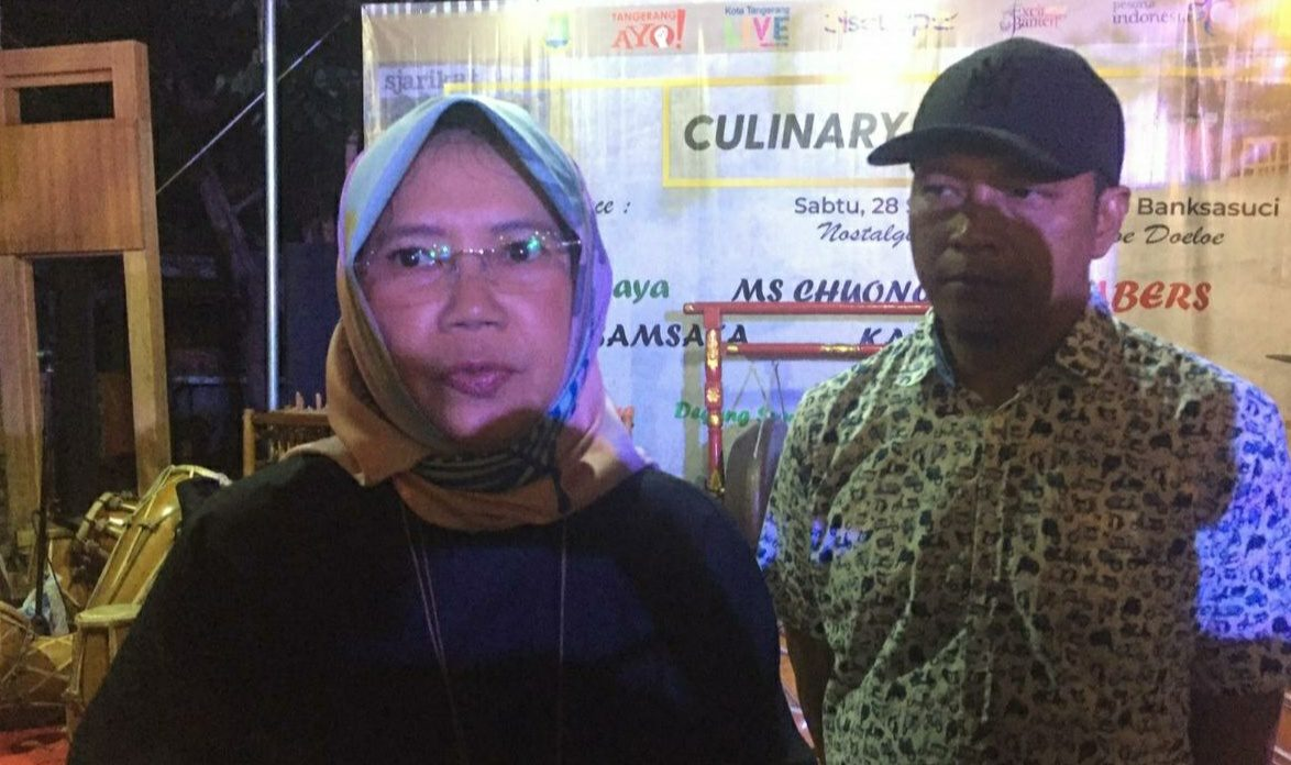 Disbudpar kota Tangerang