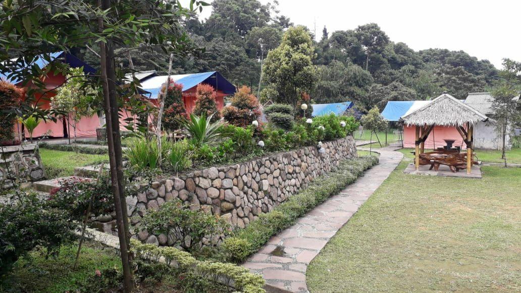 Camphills Eco stay