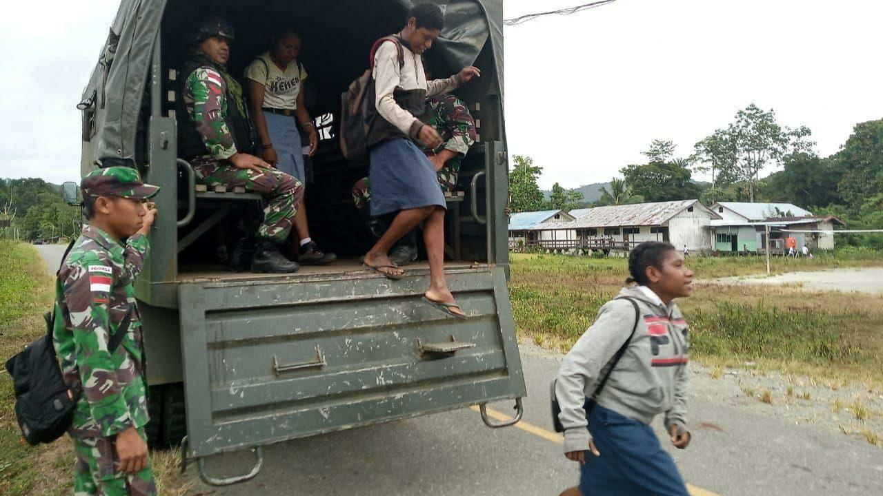 Perbatasan RI-PNG