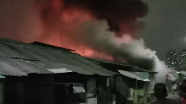 kelurahan Angke Tambora