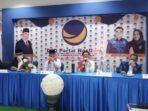 Deklarasi Dukungan Partai Nasdem mengusut Balon Walkot Cawalkot Tangsel