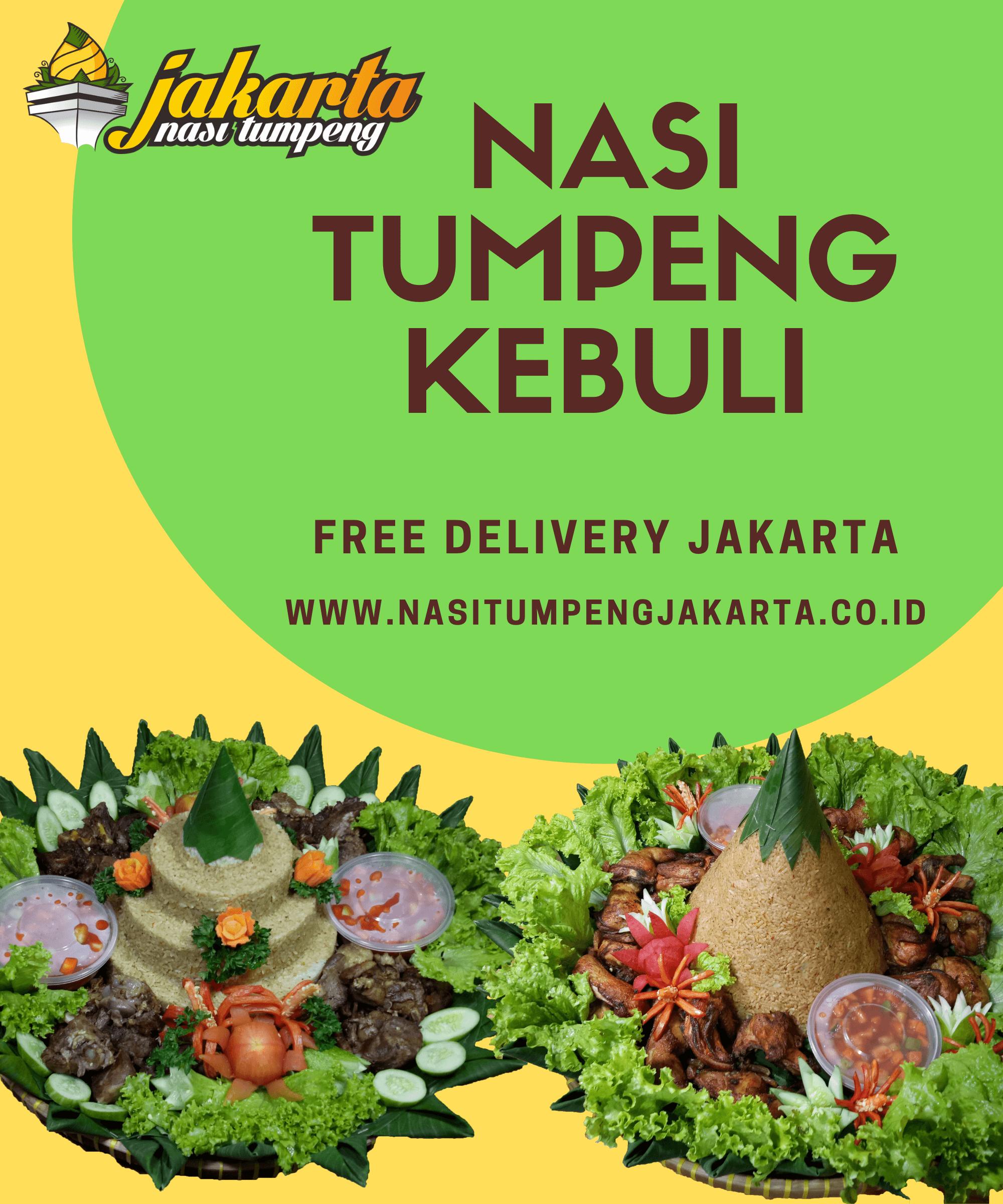 Resep Nasi Tumpeng : resep, tumpeng, Tumpeng, Kebuli, Jakarta