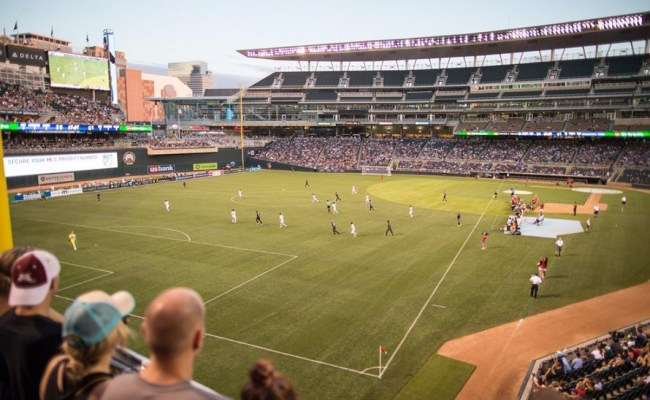 Ndsu Looks At Possible Football Game At Target Field Page 50