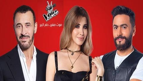 The Voice Kids 2 برنامج ذا فويس كيدز الموسم الثاني الحلقة 5 كاملة