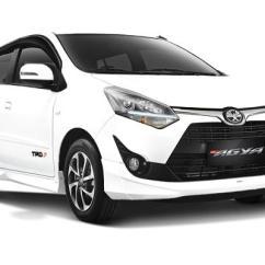 New Agya G Vs Trd All Toyota Camry 2019 Dealer Purbalingga Nasmoco Harga