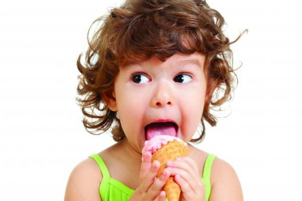 Мороженое после удаления полезно