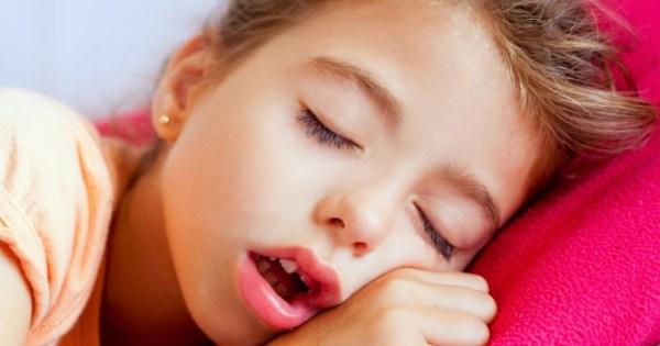 Дыхание через нос - симптом увеличенных аденоидов