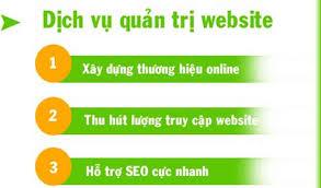 Dịch vụ quản trị website tại An Giang