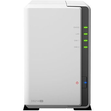 Synology DS214se Test