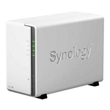 Synology DiskStation DS215j 2 Bay Desktop NAS