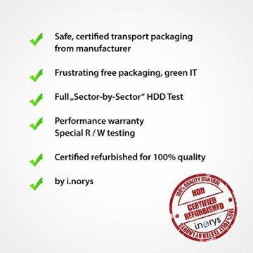 Hitachi HGST UltraStar 7K2000 2TB (HUA722020ALA331) 3,5' SATA-300 32MB 7200RPM, RAID 24x7 ENTERPRISE - recertified - 6