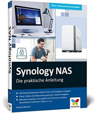 Synology NAS: Die praktische Anleitung für die persönliche Home Cloud - 1