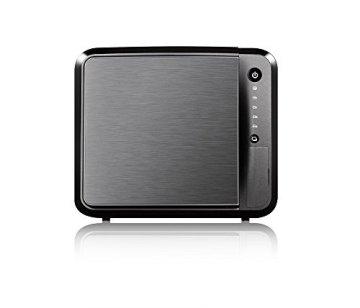 Zyxel Privater Cloud Speicher/Storage [4-Bay NAS] mit Fernzugriff und Media Streaming (JBOD, Raid 1, Raid 5) [NAS542] - 1
