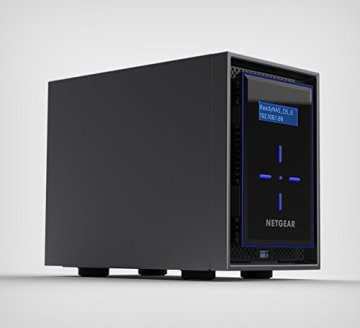 Netgear RN42200-100NES ReadyNAS (422 2-Bay Network Attached Storage Diskless) - 6