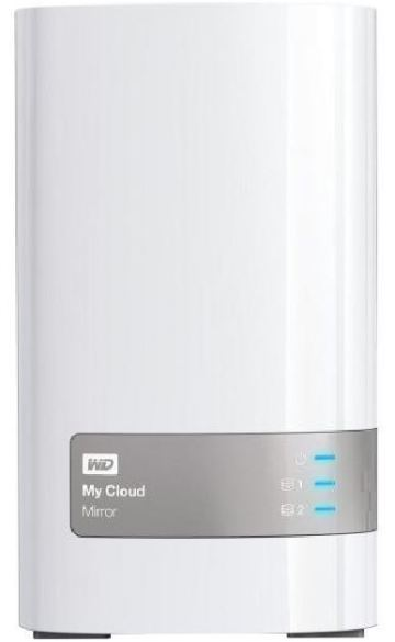 Western Digital WD My Cloud Mirror 4TB NAS