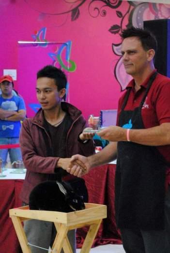 4th Indonesia ARBA Show 2014 Show B