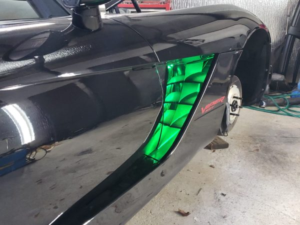 Nasty Viper side lights