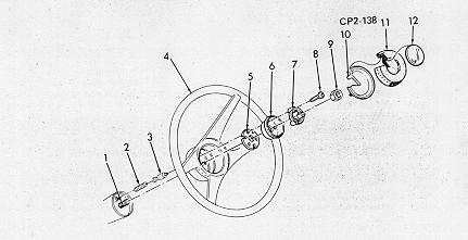 1955 Chevrolet Engine Vacuum Routing Diagrams, 1955, Free
