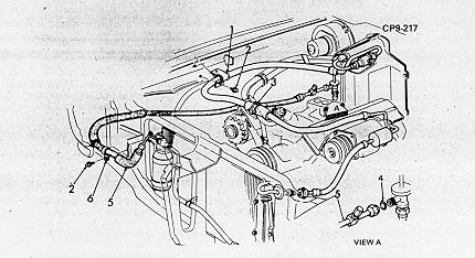Ford Gt40 Wiring Harness Camaro Air Conditioning System Information And Restoration