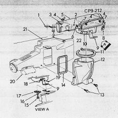 1979 Corvette Headlight Wiring Diagram Visual Studio Database Project Camaro Heat/ac Distribution Duct | Nastyz28.com