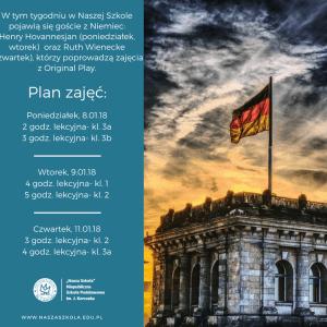 W tym tygodniu goszczą u nas przedstawiciele Original Play z Niemiec!