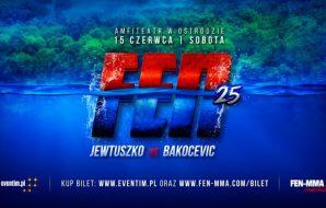 FEN 25: Jewtuszko vs Vaso Bakocević