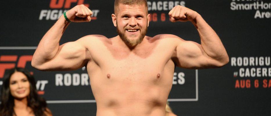 Marcin Tybura UFC