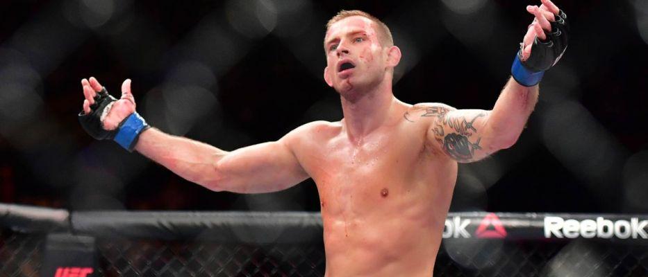 Krzysztof Jotko UFC 244