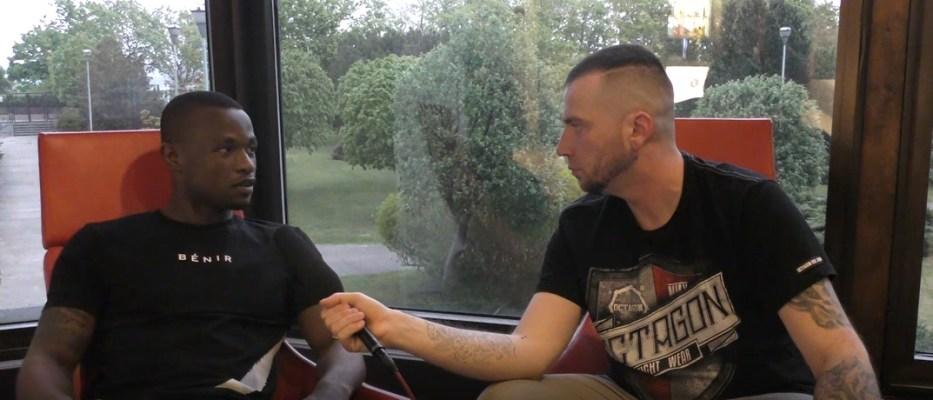 Marc Diakiese wywiad