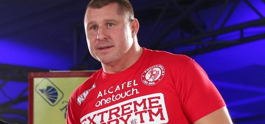 Mirosław Okniński KSW 50