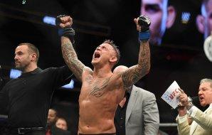Dustin Poirier UFC 249