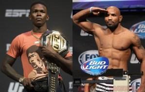 Israel Adesanya Romero UFC 248