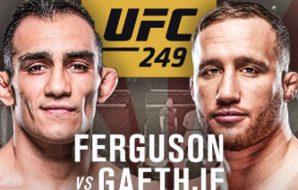 UFC 249 ujawniona