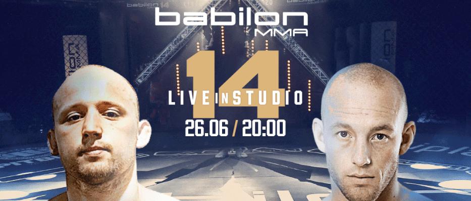 Babilon MMA 14. Pawlak Tomczyk