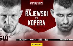 KSW 54 Rajewski