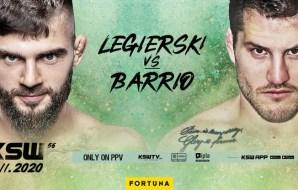 Legierski vs Barrio