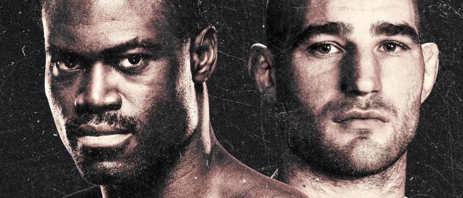 UFC Vegas 33: Uriah Hall - Sean Strickland