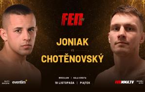 Joniak vs Chotenovsky