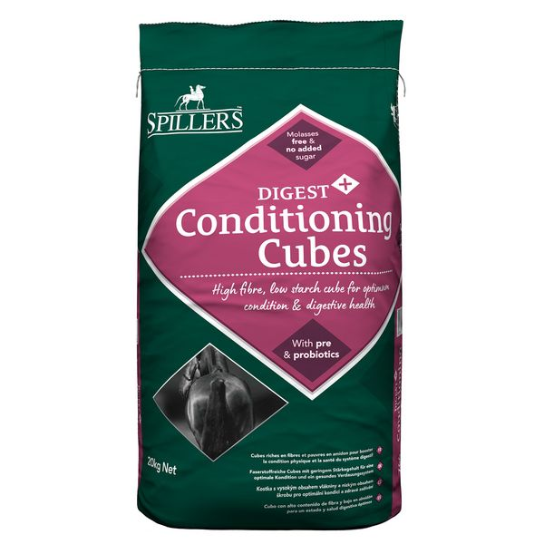 spillers digest conditioning cubes 20kg 162 p