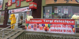 10. urodziny sklepu Smyki 3 oraz Targi Dziecięce już w ten weekend w Śremie